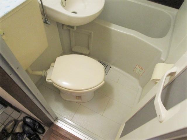 オクトワール相模大野トイレ