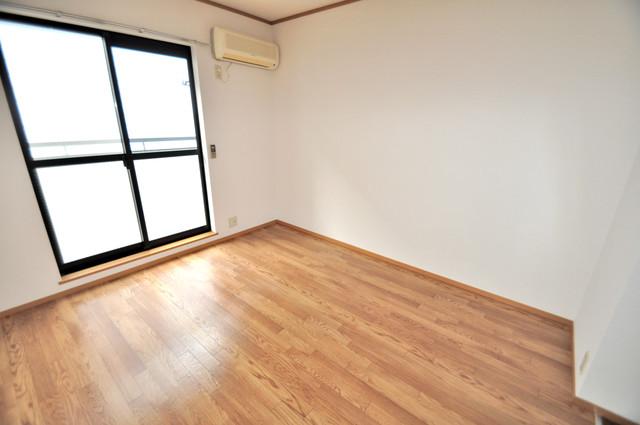 メゾン・ド・ソレイユ 明るいお部屋はゆったりとしていて、心地よい空間です
