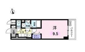 エトワール3階Fの間取り画像