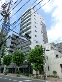 スカイコート上野稲荷町の外観画像