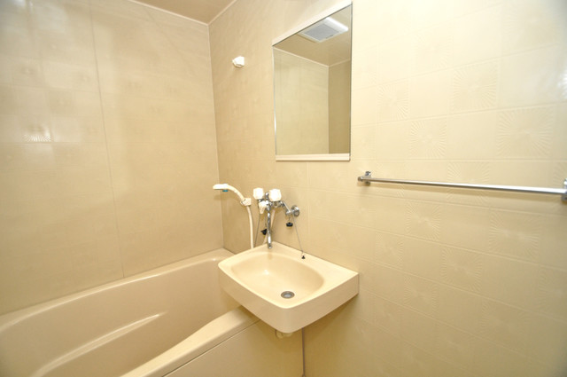 グランデコ 小さいですが洗面台もあります。