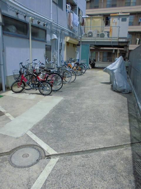 日吉駅 徒歩11分共用設備
