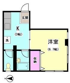 ホリービル 301号室