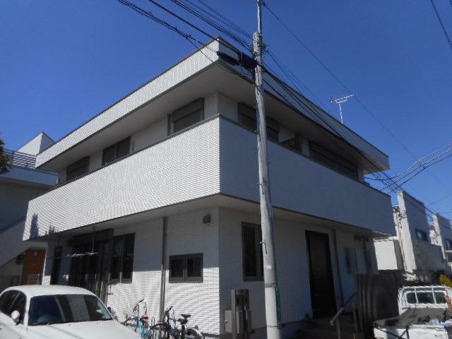 桜新町駅 徒歩10分の外観外観