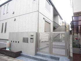 プレミール桜新町エントランス