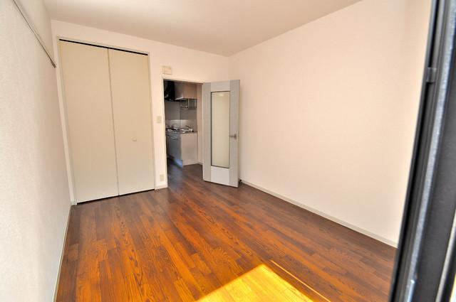 ブリエール布施A棟 明るいお部屋はゆったりとしていて、心地よい空間です