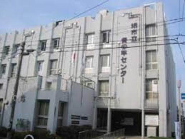 堺市立青少年センター図書室