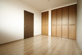 廊下側洋室!