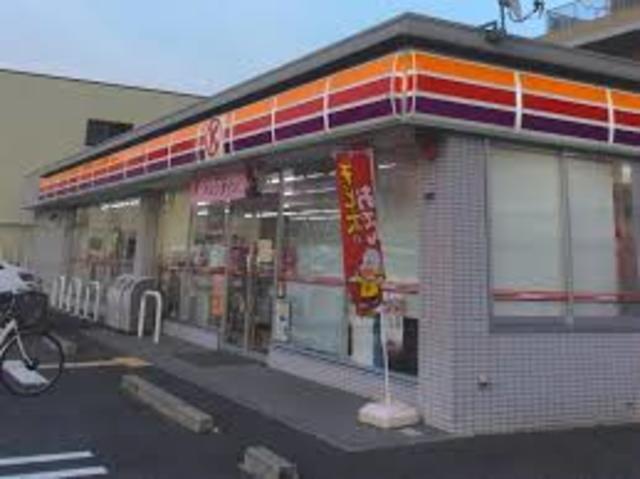 サークルK東大阪森河内西店