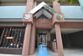 ミリオンステージ西早稲田壱番館エントランス