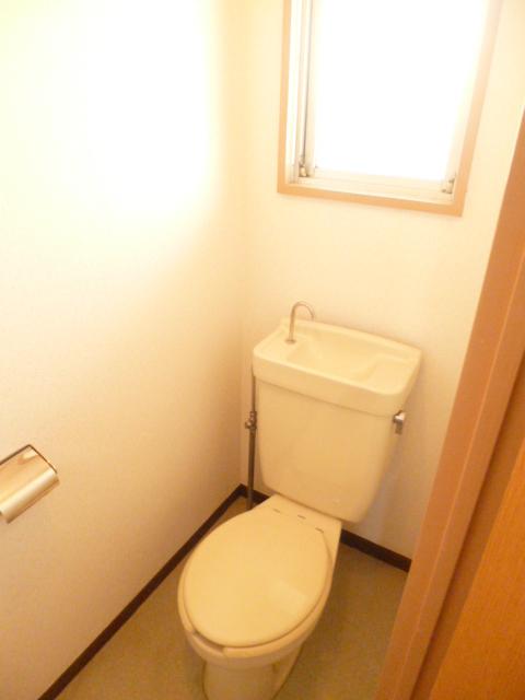 東和ロイヤルハイツトイレ
