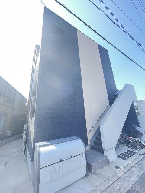 鳳 陽光館の外観