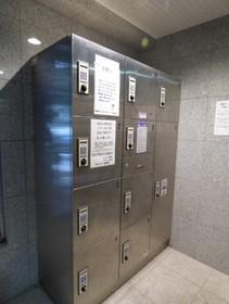 スカイコート神楽坂第2共用設備