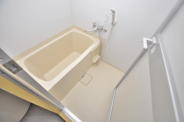 メダリアン巽 一日の疲れを洗い流す大切な空間。ゆったりくつろいでください。