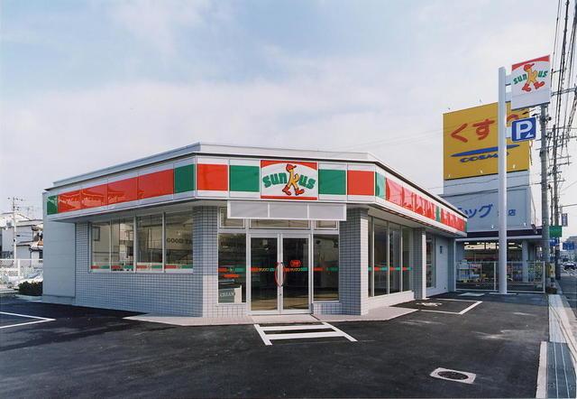 サンクス堺新家町店