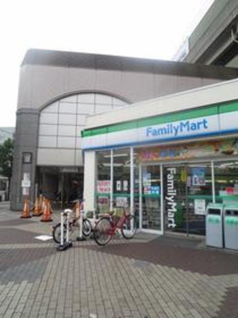 仮称)東大阪市足代D-room ファミリーマート