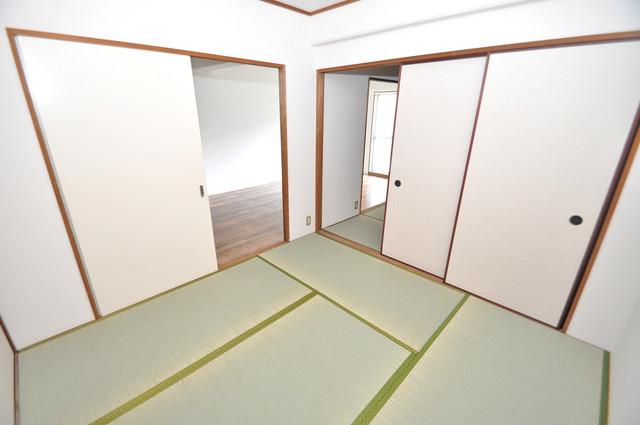 フローラ長田 明るいお部屋は風通しも良く、心地よい気分になります。