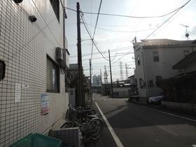 スカイコート橋本3駐車場