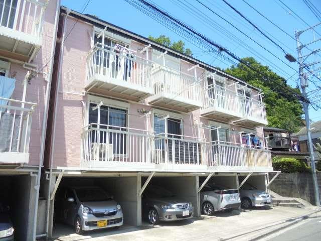 大浜ハイツ1号荘の外観画像