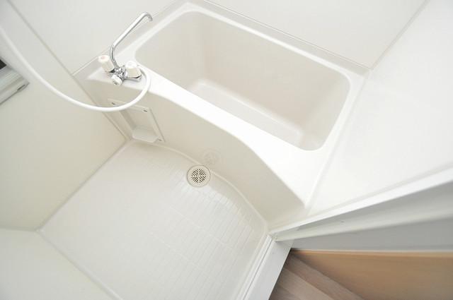 M'プラザ高井田 一日の疲れを洗い流す大切な空間。ゆったりくつろいでください。