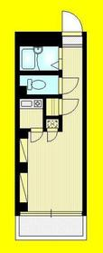 haramo cuprum8階Fの間取り画像