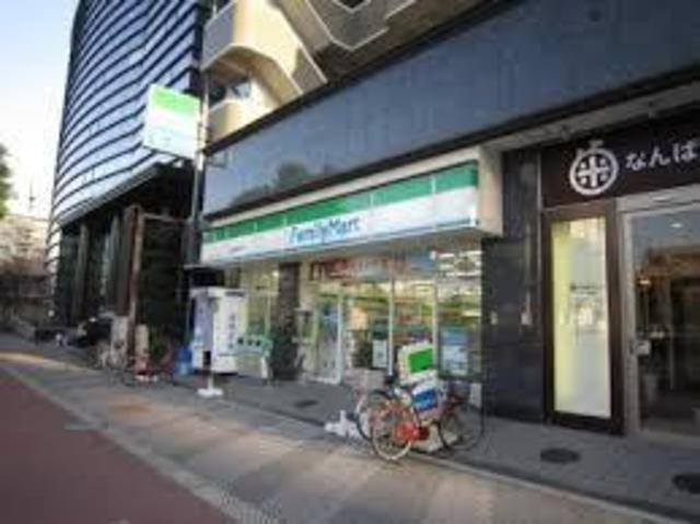 ファミリーマート北加賀屋店