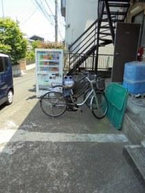 大浜6号荘駐車場