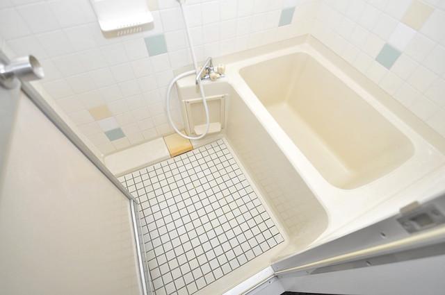 OMレジデンス八戸ノ里 ゆったりと入るなら、やっぱりトイレとは別々が嬉しいですよね。