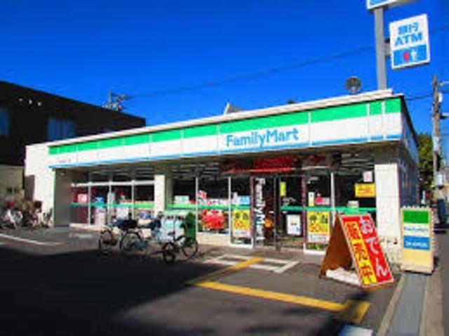 ファミリーマート中加賀屋二丁目店