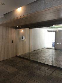 グランフォース横浜関内エントランス