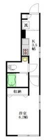 仮称 中野区中央2丁目建築計画1階Fの間取り画像