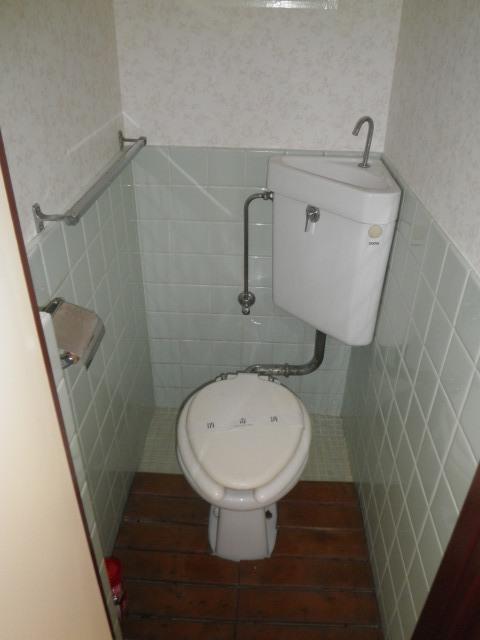 ニュー小机マンショントイレ