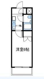 グランバリュー座間4階Fの間取り画像