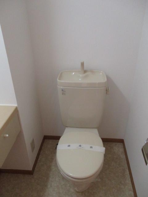 エトワール旭トイレ