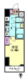 仮)木場プロジェクト 1202号室