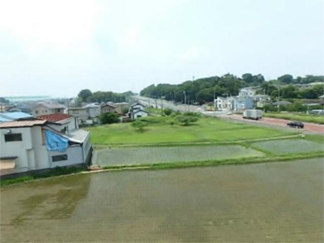 サンモールMARUHARA景色