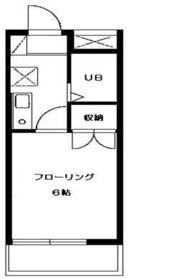 京王よみうりランド駅 徒歩16分2階Fの間取り画像