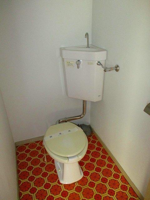 尾原荘トイレ