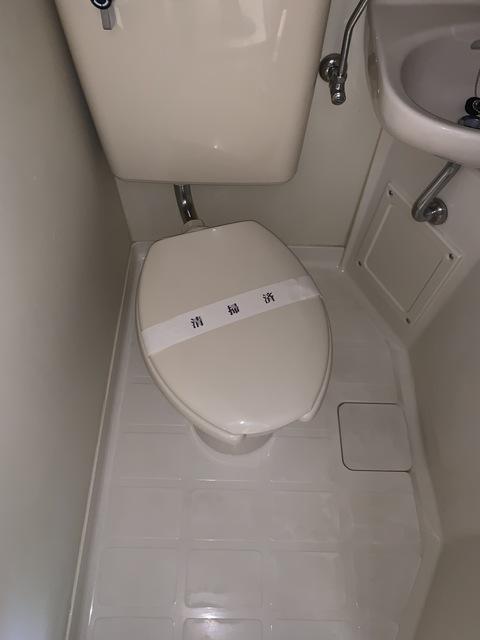 コリスタトイレ