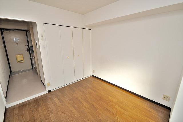 八千代ハイツ 落ち着いた雰囲気のこのお部屋でゆっくりお休みください。