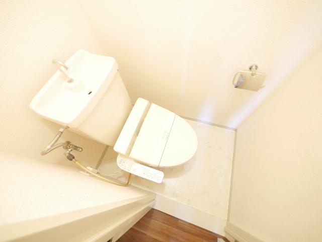 グレープシュラインEトイレ