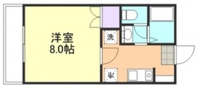 コンセルヴァトリオ A2階Fの間取り画像