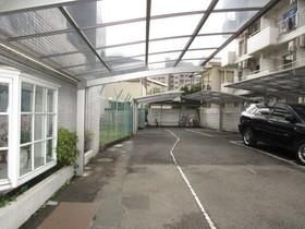 TOMBOY駐車場