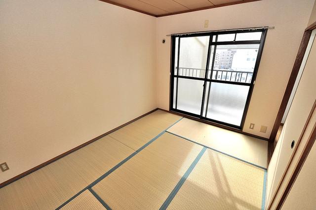 シャトーパシフィック もうひとつのくつろぎの空間、和室も忘れてません。
