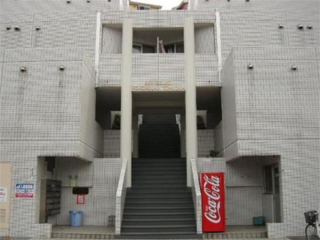 スカイコート横浜富岡外観