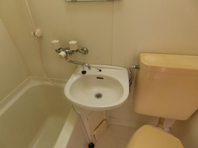 スカイコート西横浜6洗面所