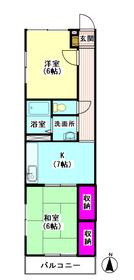 ポートハイム渡辺 103号室