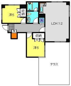 日吉駅 徒歩28分1階Fの間取り画像