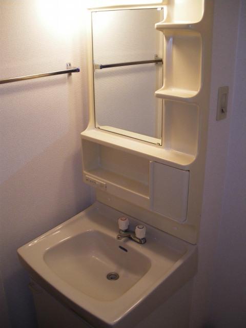 メゾンフルール洗面所