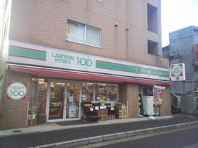 ローソンストア100北区神谷店